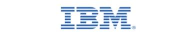 Poptech's partner Carousel – IBM logo